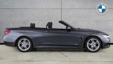 2020 BMW 420i M Sport Convertible Auto (Grey) - Image: 3
