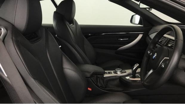 2020 BMW 420i M Sport Convertible Auto (Grey) - Image: 11