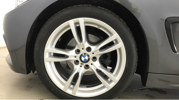 2020 BMW 420i M Sport Convertible Auto (Grey) - Image: 14