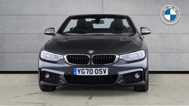 2020 BMW 420i M Sport Convertible Auto (Grey) - Image: 16