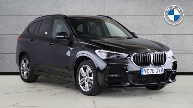 2020 BMW XDrive20i M Sport (Black) - Image: 1