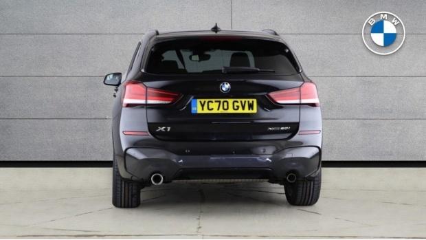 2020 BMW XDrive20i M Sport (Black) - Image: 15