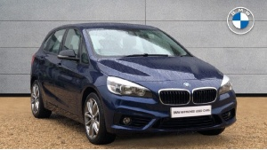 2015 BMW 2 Series Active Tourer 218d Sport Active Tourer 5-door