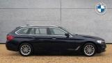 2018 BMW 520d SE Touring (Blue) - Image: 3