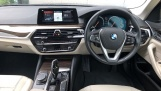 2018 BMW 520d SE Touring (Blue) - Image: 4