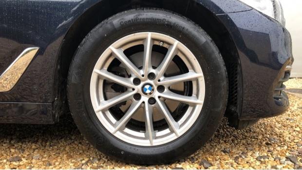 2018 BMW 520d SE Touring (Blue) - Image: 14