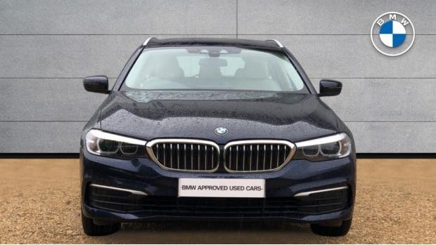 2018 BMW 520d SE Touring (Blue) - Image: 16