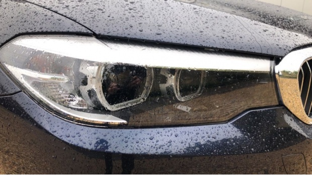 2018 BMW 520d SE Touring (Blue) - Image: 22
