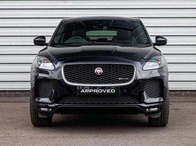 2019 Jaguar D180 R-Dynamic HSE Auto 5-door (Black) - Image: 7