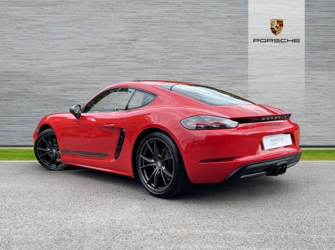 2019 Porsche T 2-door (Red) - Image: 2