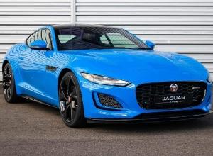 2021 Jaguar F-Type R-Dynamic 450PS Auto 2-door