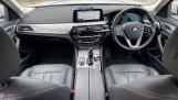 2018 BMW 520d xDrive SE Saloon (White) - Image: 4