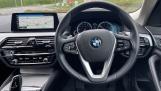 2018 BMW 520d xDrive SE Saloon (White) - Image: 5