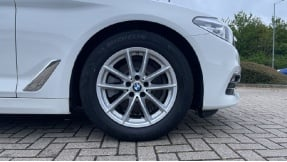 2018 BMW 520d xDrive SE Saloon (White) - Image: 14
