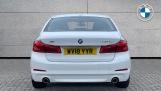 2018 BMW 520d xDrive SE Saloon (White) - Image: 15