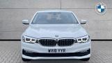 2018 BMW 520d xDrive SE Saloon (White) - Image: 16