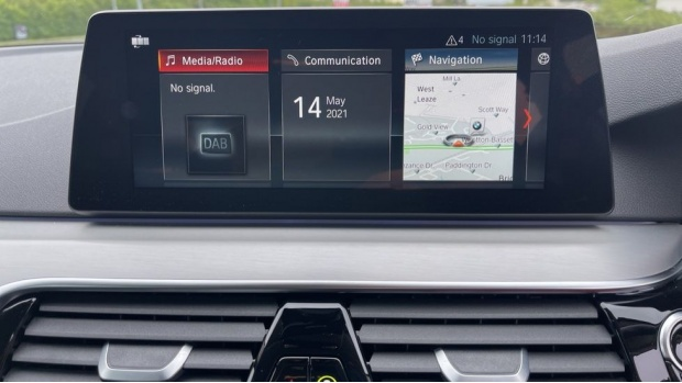 2018 BMW 520d xDrive SE Saloon (White) - Image: 37