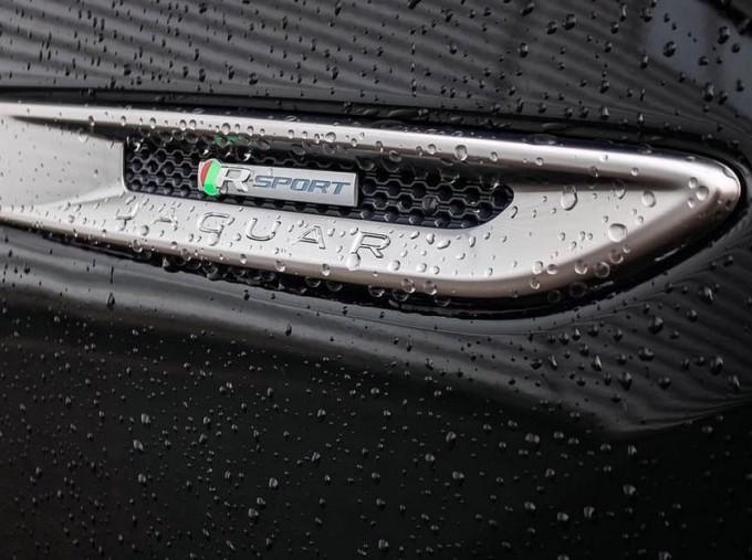 2017 Jaguar R-Sport Auto 5-door (Black) - Image: 18