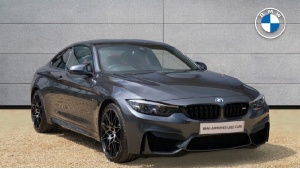 2019 BMW M4 Coupe Competition Package 2-door