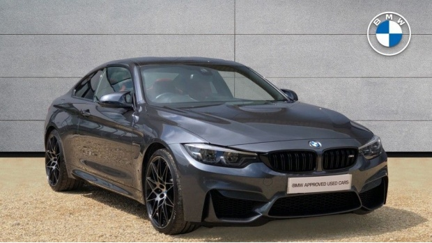2019 BMW Coupe Competition Package (Grey) - Image: 1