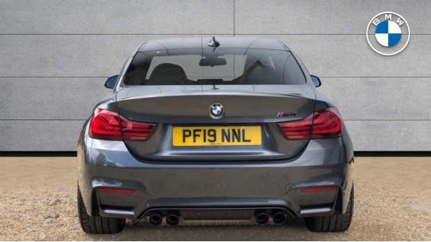 2019 BMW Coupe Competition Package (Grey) - Image: 15