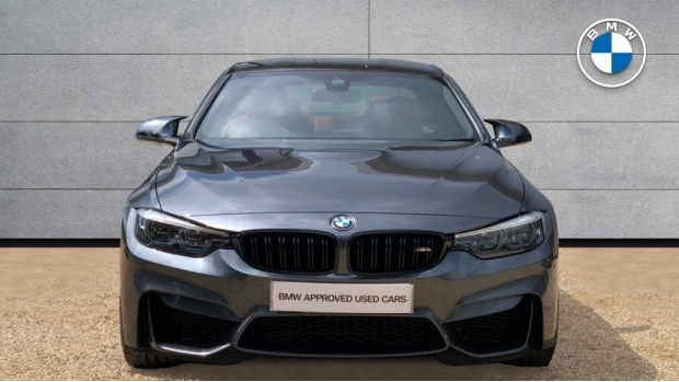2019 BMW Coupe Competition Package (Grey) - Image: 16