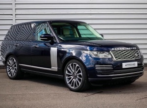 2019 Land Rover Range Rover SDV8 (339hp) Autobiography 5-door