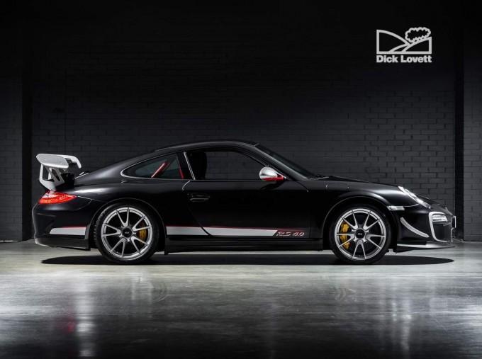 2012 Porsche 997 GT3 RS 2-door (Black) - Image: 3