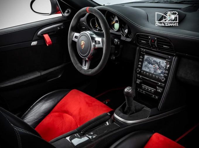 2012 Porsche 997 GT3 RS 2-door (Black) - Image: 4