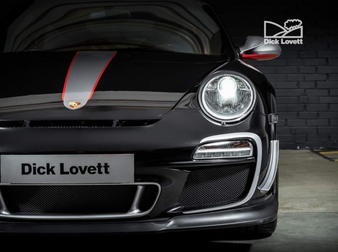 2012 Porsche 997 GT3 RS 2-door (Black) - Image: 8