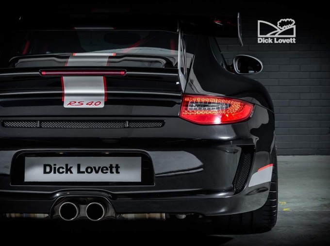 2012 Porsche 997 GT3 RS 2-door (Black) - Image: 11