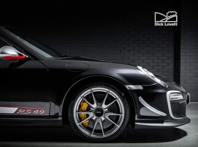 2012 Porsche 997 GT3 RS 2-door (Black) - Image: 13