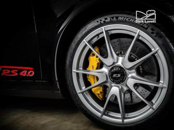 2012 Porsche 997 GT3 RS 2-door (Black) - Image: 14