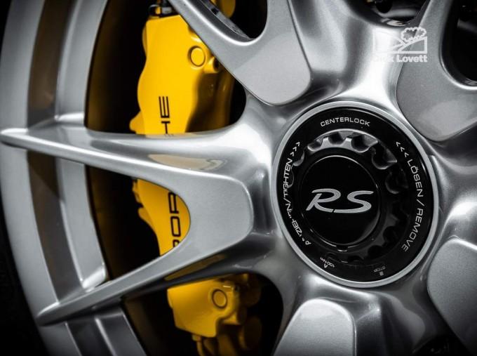 2012 Porsche 997 GT3 RS 2-door (Black) - Image: 15