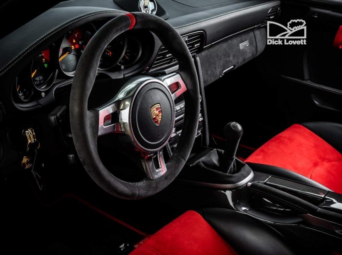 2012 Porsche 997 GT3 RS 2-door (Black) - Image: 16