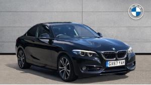 2017 BMW 2 Series 218i Sport Coupe 2-door