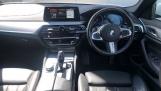 2019 BMW 520d M Sport Touring (White) - Image: 4