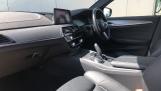 2019 BMW 520d M Sport Touring (White) - Image: 7