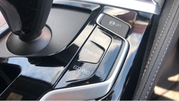 2019 BMW 520d M Sport Touring (White) - Image: 19