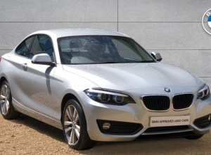 Brand new 2018 BMW 2 Series 218d SE Coupe 2-door finance deals