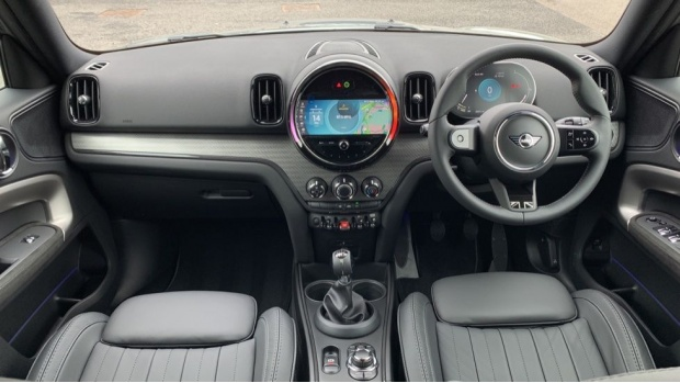 2021 MINI Cooper Exclusive (Grey) - Image: 4