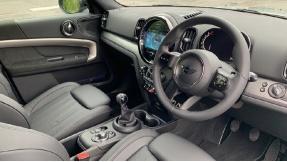 2021 MINI Cooper Exclusive (Grey) - Image: 6
