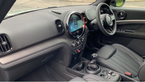 2021 MINI Cooper Exclusive (Grey) - Image: 7