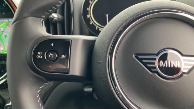 2021 MINI Cooper Exclusive (Grey) - Image: 17