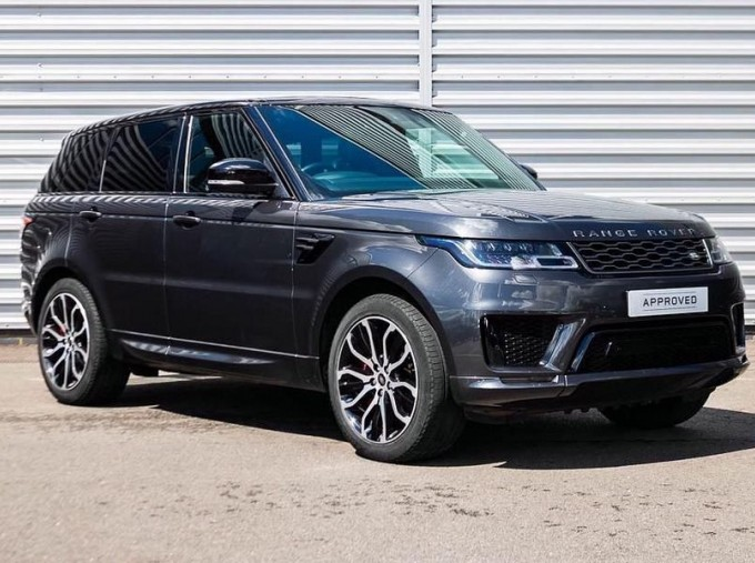 2018 Land Rover P400e 13.1kWh HSE Dynamic Auto 4WD 5-door (Grey) - Image: 1