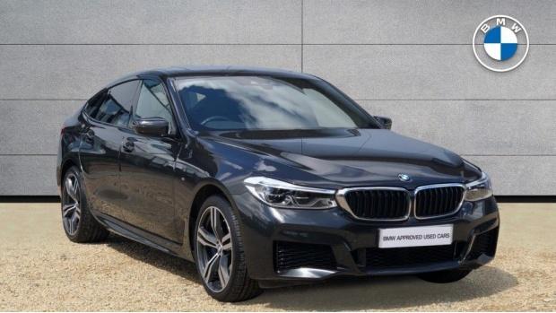 2019 BMW 630i GT M Sport (Grey) - Image: 1