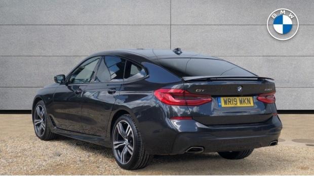 2019 BMW 630i GT M Sport (Grey) - Image: 2