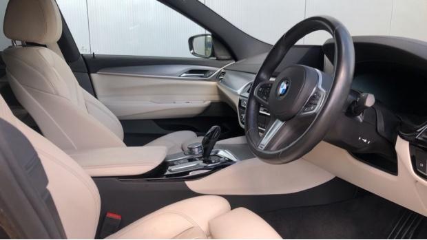 2019 BMW 630i GT M Sport (Grey) - Image: 6