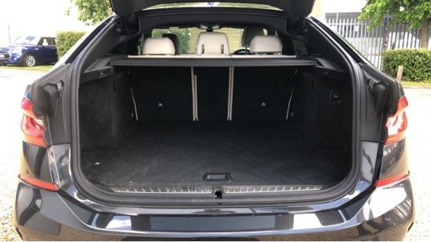 2019 BMW 630i GT M Sport (Grey) - Image: 13