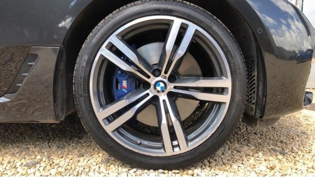 2019 BMW 630i GT M Sport (Grey) - Image: 14